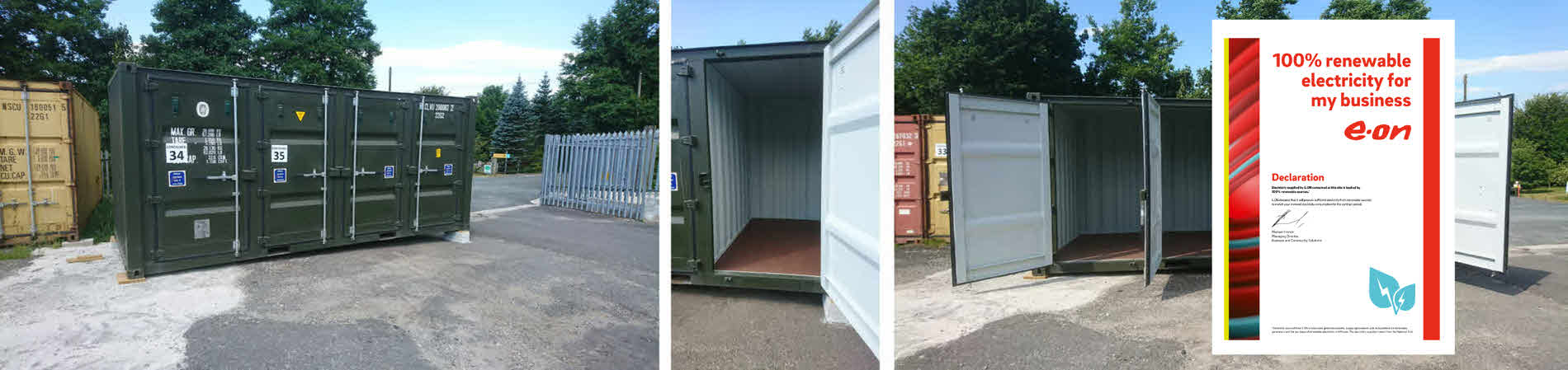 Mini Storage Units Available at Tavistock Self Storage